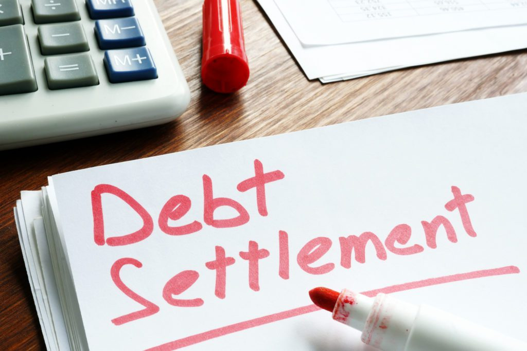 Pros and Cons to Debt Settlements