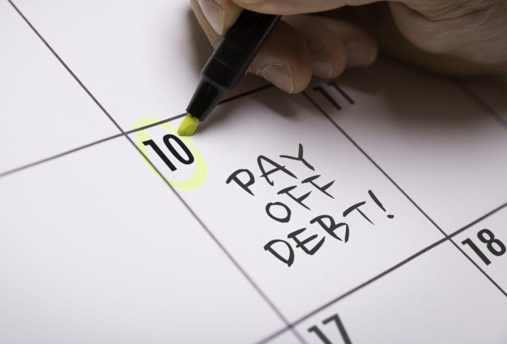 Pay Off Debt!
